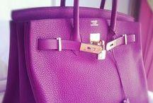 Bags, clutches & purses / by Khadijah James