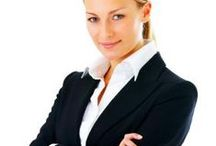 Dress for Success - Women / What TO wear for interviews, work, and other professional events.