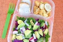 Let's Have Lunch / Lunch ideas to take to work, plus etiquette tips!