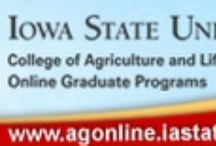 University Partners / The AgCareers.com University Partners program is designed to showcase and share information about educational advancement opportunities in Agriculture. Click on the program icons below to learn more about these programs and how you can enhance your career through these advance degree programs.