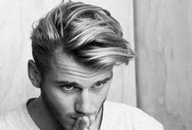 Men's Hair Styles / There are so many amazing hair cuts for men around at the moment, we would love to share some of these sexy styles with you..