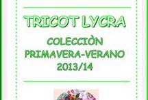 Colección Primavera-Verano 2013/14 Goldie Telas exclusivo
