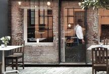Interior design//Hospitality //restaurants//