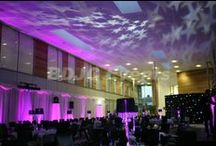 Fully Themed Rooms for Weddings and Events / The complete solution, transform your venue, give it light, colour, backdrops and highlight great features. We can dress and decorate your Wedding or Party Venue, give you guests a WOW factor.  #bdjcevents #eventlighting #partylighting #venuedressing #ledtablecentres #paperlanterncanopy