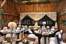 Wedding starlight backdrops hire / Our starlight backdrop provides an elegant setting for your top table or a complete wall, also a ideal photographs background.   This free standing backdrop system can hide an unsightly walls transforming them into a perfect background feature