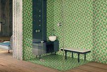 Interior design // bathrooms