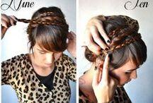 Hair, make-up
