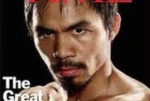 PACQUIAO :Golden Era of Boxing / by Oscar Blanco
