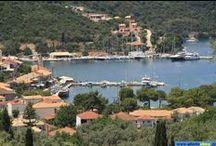 location Greece Meganisi