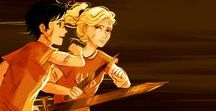 Oh My Percy Jackson / Percy Jackson and Heroes of Olympus - lots of Percabeth, Caleo and Solangelo!! <3