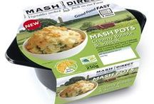 Easy Lunch / Mash Direct Mash Pots are a super quick and easy lunch alternative!