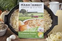 Make it a Meal with Mash Direct! / What not make it a meal?  These Mash Direct lovelies taste great on their own but even better accompanied with your favourite meat or fish!