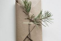 DIY Hostess Gifts and Favors / Simple, easy, beautiful gifts for your hostess and guests.