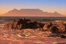 """South Africa   Cape Town / South Africa's most picturesque city also known as the """"Mother City"""""""