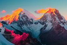 Nature   Mountain Splendour