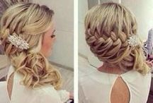 Hairstyles for a princess...!