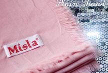 Plain Shawl by MISLA / Plain Shawl Catalog by MISLA