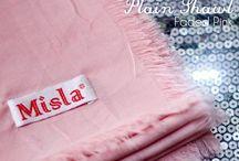 Plain Shawl by MISLA / Plain Shawl Catalog by MISLA