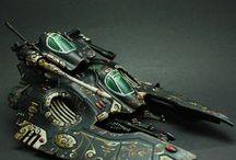 Miniatures Sci-Fi