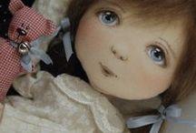 Кукольные глазки и лица