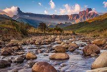 South Africa   Drakensberg