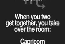 Capricorn/Scorpio