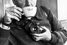 retro / Retro style and classic photographic equipment