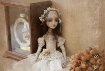 Artdolls / Авторские куклы из полимерной глины