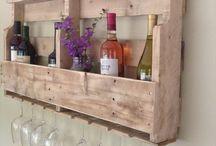 Wine, Bottles, Glasses & Corks