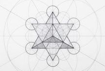 """Geometry Dimensions / """"Where there is matter, there is geometry"""" – Kepler, Johannes"""