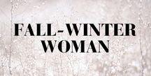 Fall- Winter Woman