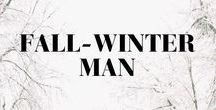 Fall- Winter Man