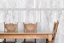 Dining Room Inspiration / #egeseramik #perfectbeauty  #ceramic  #tiles #design #homedesign #diningroom