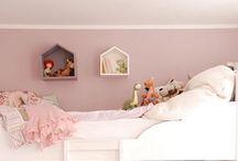 KIDS | Room / Des idées et inspiration pour la chambre d'une petite fille