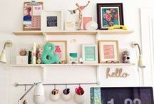 Scraproom, Atelier, Craftroom, Workspace.. / Scraproom, Atelier, Bureau, Workspace..