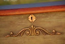 Painted Furniture and Finishes / by Betsy Compton