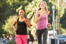 Get Active / Being active is more than working out or going to the gym.  It's playing with your kids on the weekends, walking with your dog in the park or dancing with your significant other. / by Healthy Central Florida