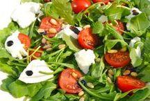 Groenten / Maaltijdsalades / Salades, Stampotten,