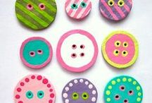 buttons / by Norma Zoch