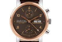 Uhren / Um die schönen Uhren der Uhren Manufaktur Schäuble & Söhne