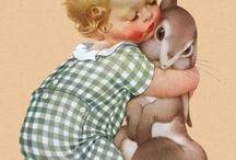 Easter-Bunny Rabbit / by Dorota Wrona