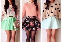 Stylizacje / Outfits