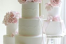 Cakes - Wedding cakes and more...
