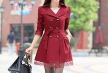 Płaszcze jesienne / Autumn coats