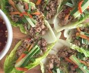 Asian cuisine / I cook and create a lot of Asian inspired recipes so this board could cover Chinese food, Singaporean, Malaysian, vietnamese, Indonesian, Japanese etc...