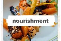 Nutrient-Dense Recipes / Here you will find a collection of nourishing recipes that will make your body happy. Let food be thy medicine! :)