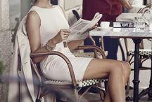 Parisiennes - chic,élégante,décontracté...