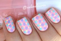 Nail Art Addiction / My name is Amanda, and I am a nail art-aholic. Seriously, I do my nails at least three times a week and I have well over 100 polishes. / by Amanda Sargent