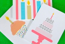 papeles, servilletas & cintas