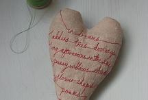 Heart inspiration for mosaics